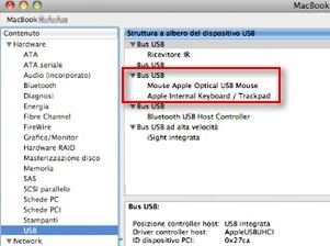 Macbook System Profiler A