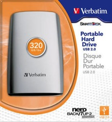 Portable Hard Drive 2.5\\\&#39;\\\&#39; USB 2.0 320GB
