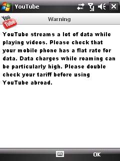 YouTube Mobile Application - 13