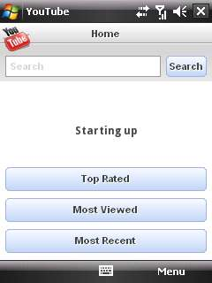 YouTube Mobile Application - 14